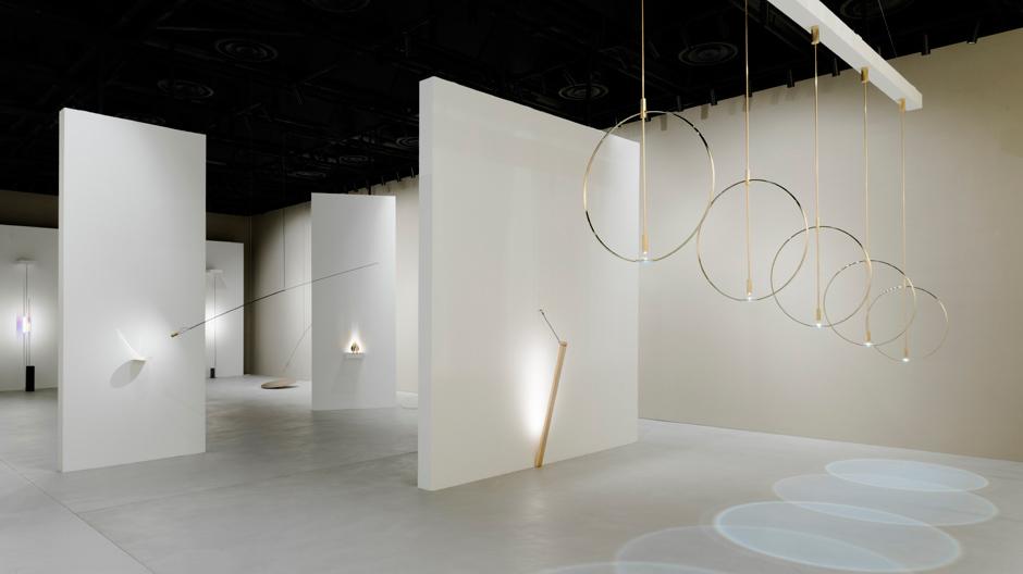 Ansicht der Ausstellung Foundation von Formafantasma / Foto: © Masiar Pasquali