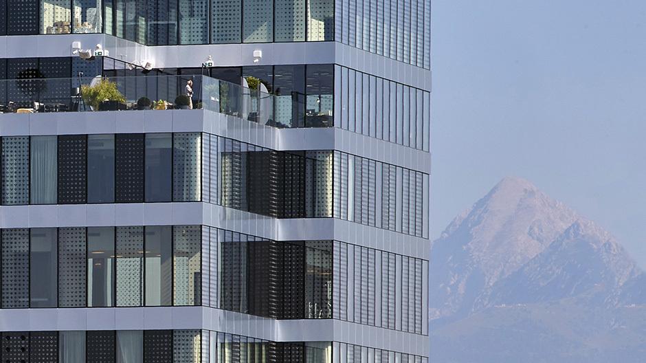Ausgestattet hat das Hotel InterContinental in Ljubljana das Münchner Innenarchitekturbüro Wrightassociates.