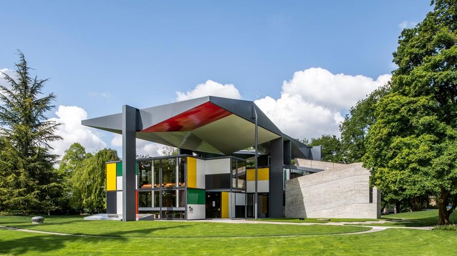 Pavillon Le Corbusier, 2019, Zürich, © ZHdK