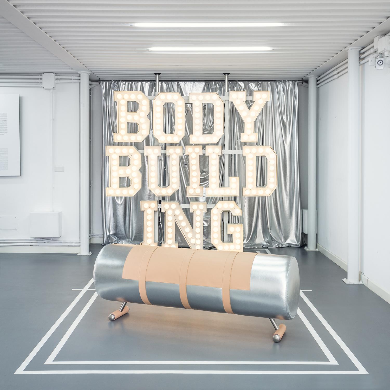 Cavallinaaus der KollektionBody Building/ 2015 / kuratiert von Maria Cristina Didero / Foto: Atelier Biagetti