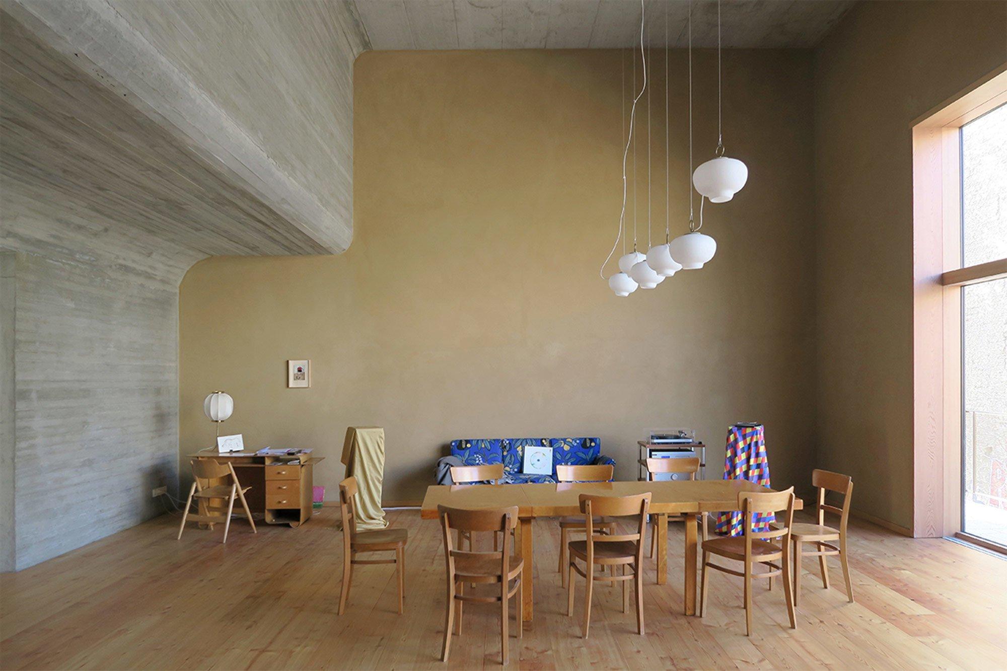 Künstlerhaus O12 ist ein gelungener Hybrid aus Architektur und Skulptur.