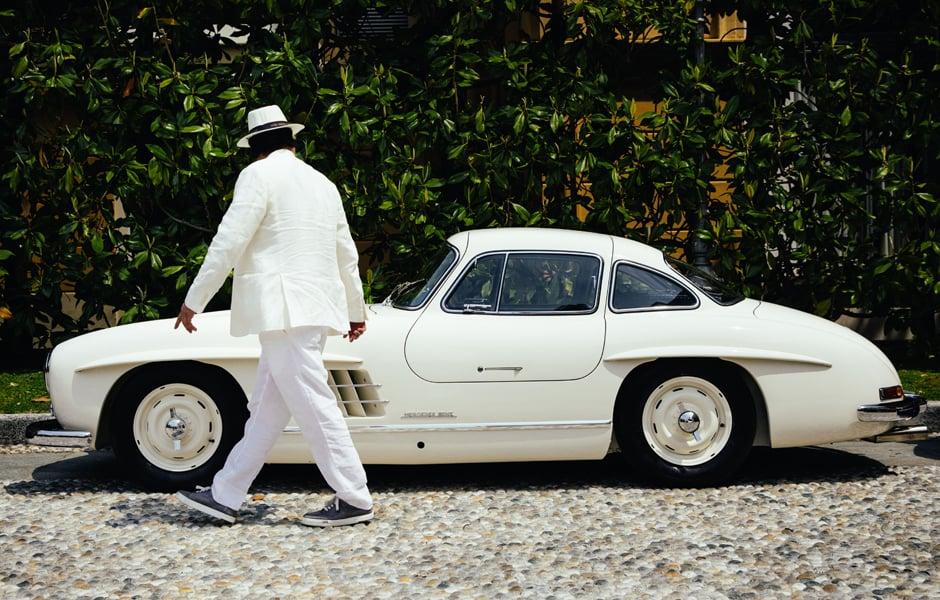 BMW 507 aus dem Jahr 1957, gefahren von Elvis Presley. Foto: Pietro Bianchi / BMW Group Classic