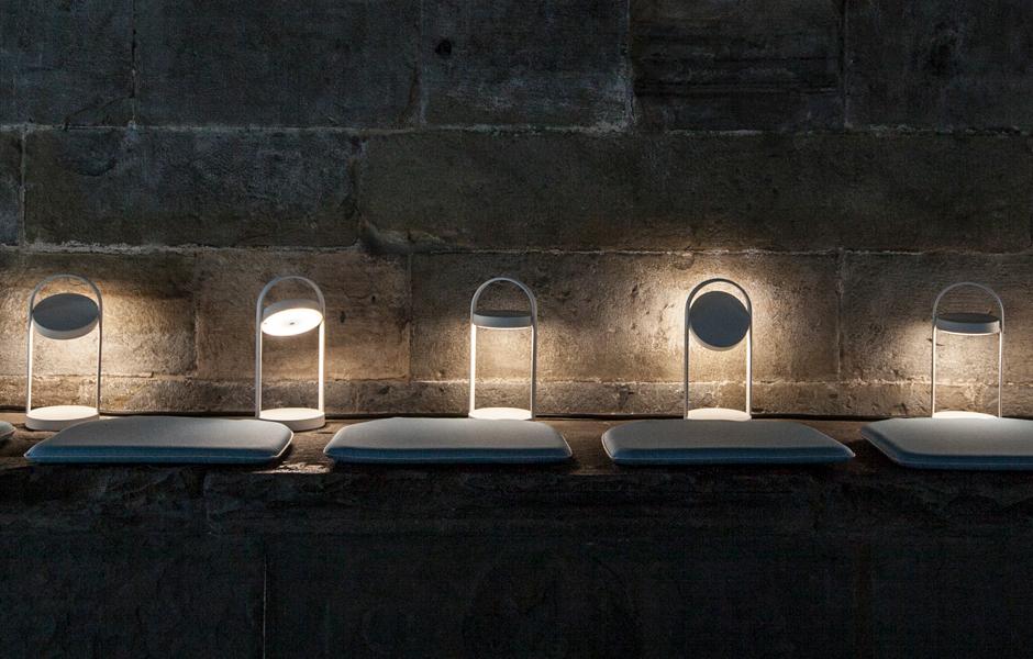 Bewegliches Licht: Giravolta von Alberto Basaglia und Natalia Rota Nodari für Pedrali. Foto: Pedrali