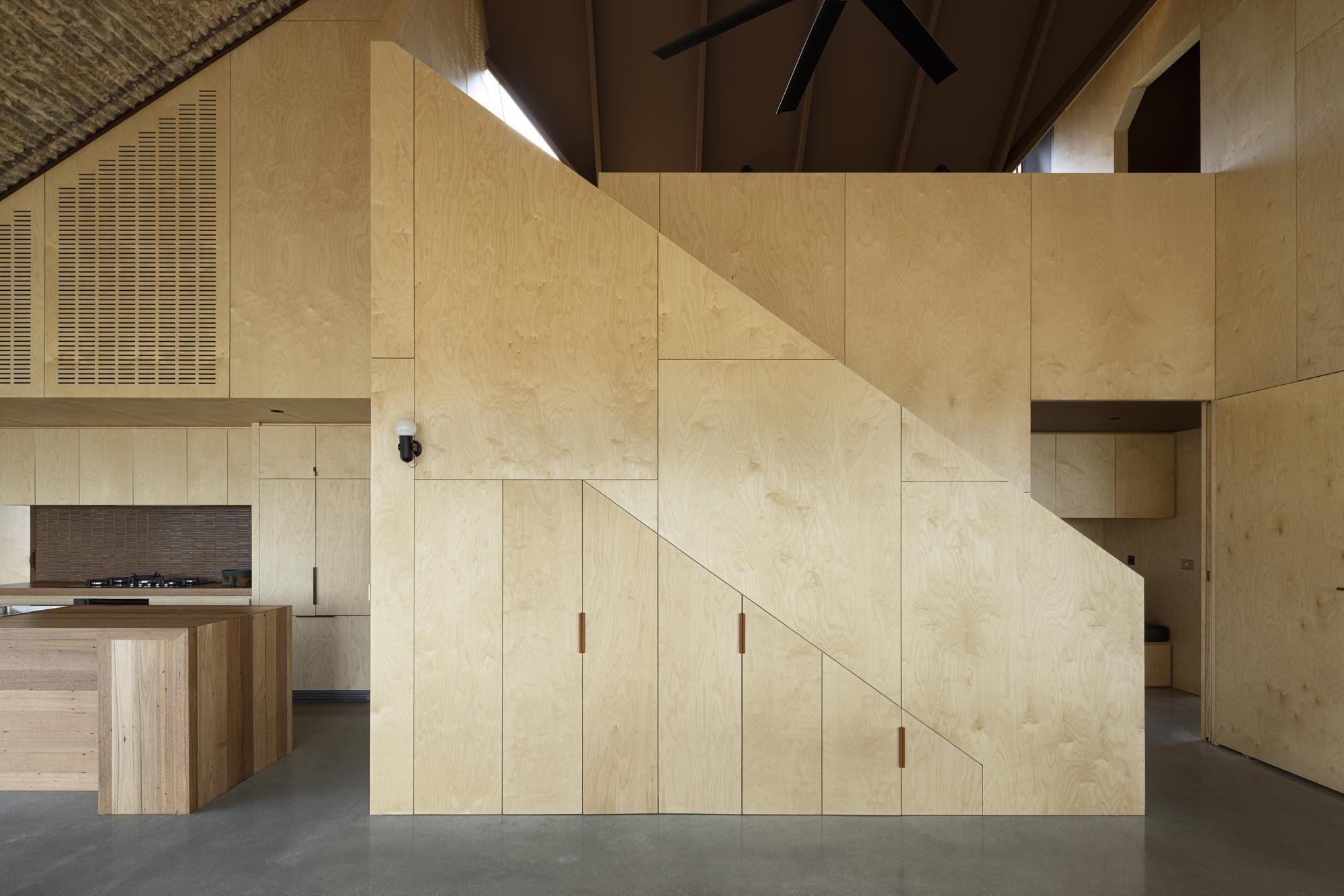 Coopworth, Bruny Island, Australien, FMD Architects, Foto: Dianna Snape