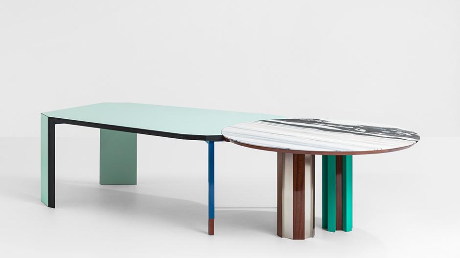 Tisch Duale, Foto: Mattia Balsamini