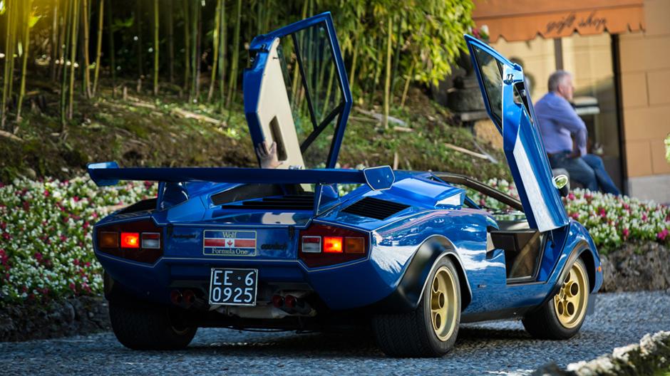"Lamborghini LP 400 Countach ""Walter Wolf""/ 1976"