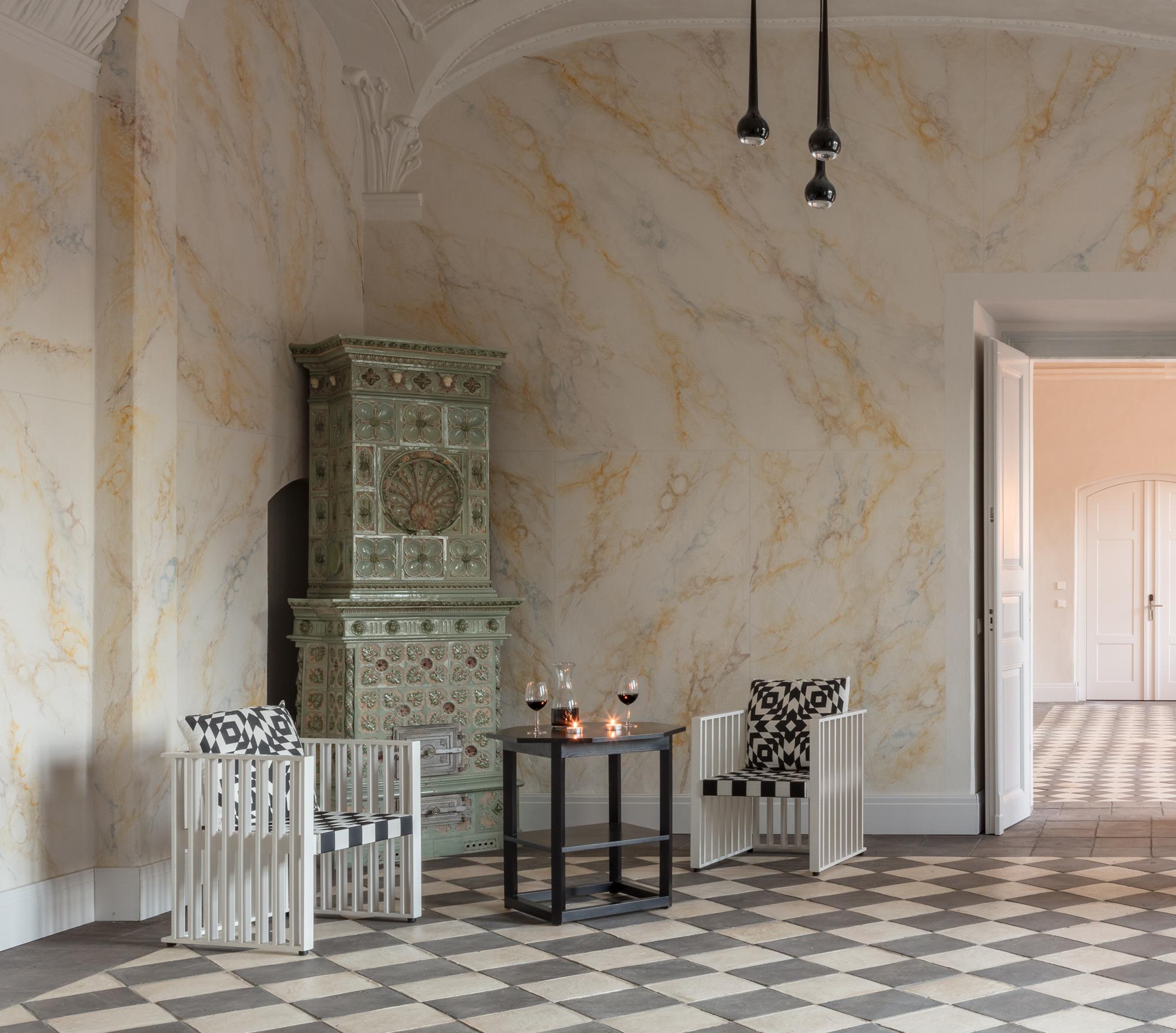 Gartensaal. Foto: Till Schuster