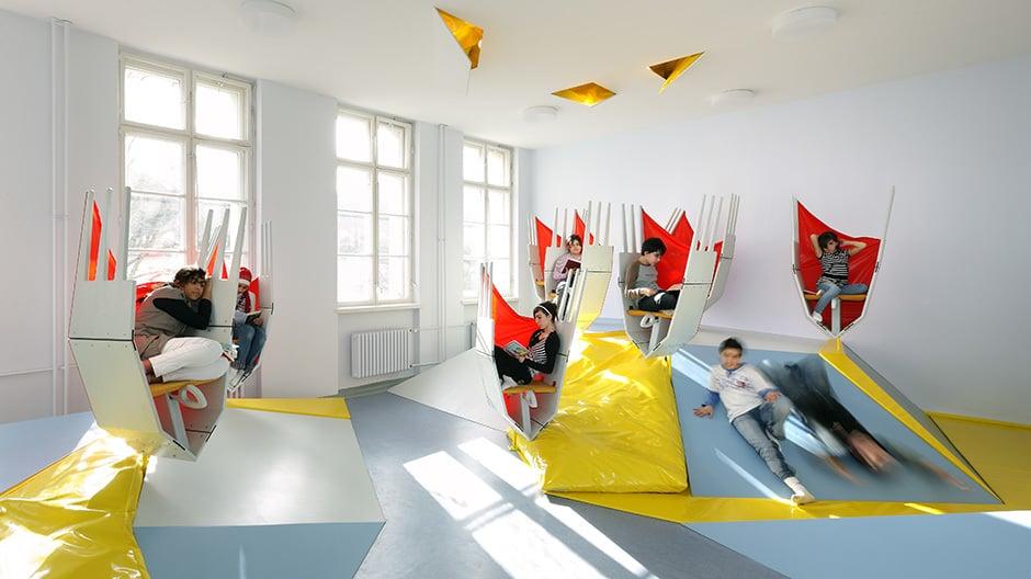 Erika Mann Grundschule, Berlin, Foto: © Jan Bitter