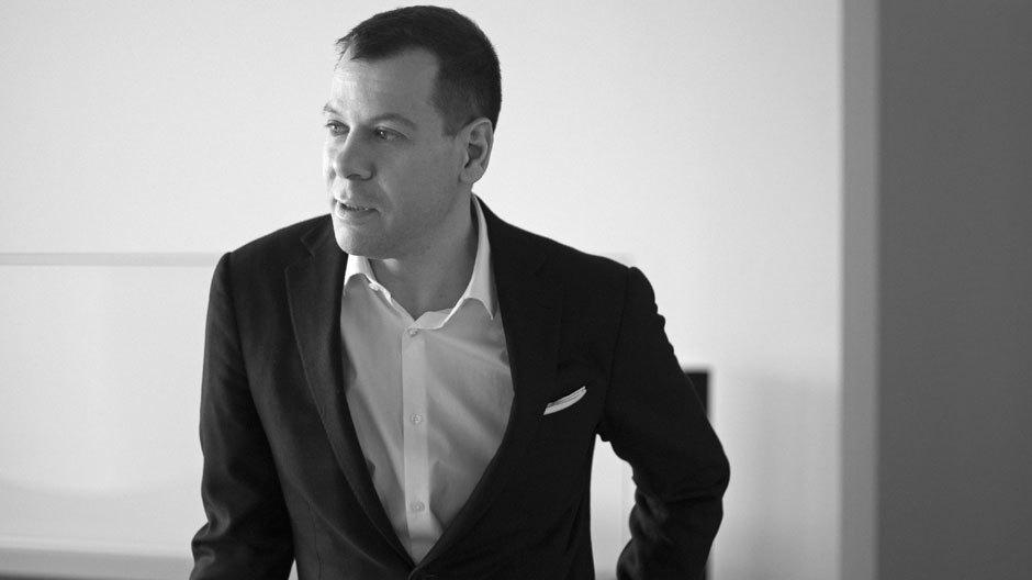 Marc O. Eckert, geschäftsführender Gesellschafter, alleinverantwortlicher CEO von bulthaup und Enkel des Firmengründers Martin Bulthaup.