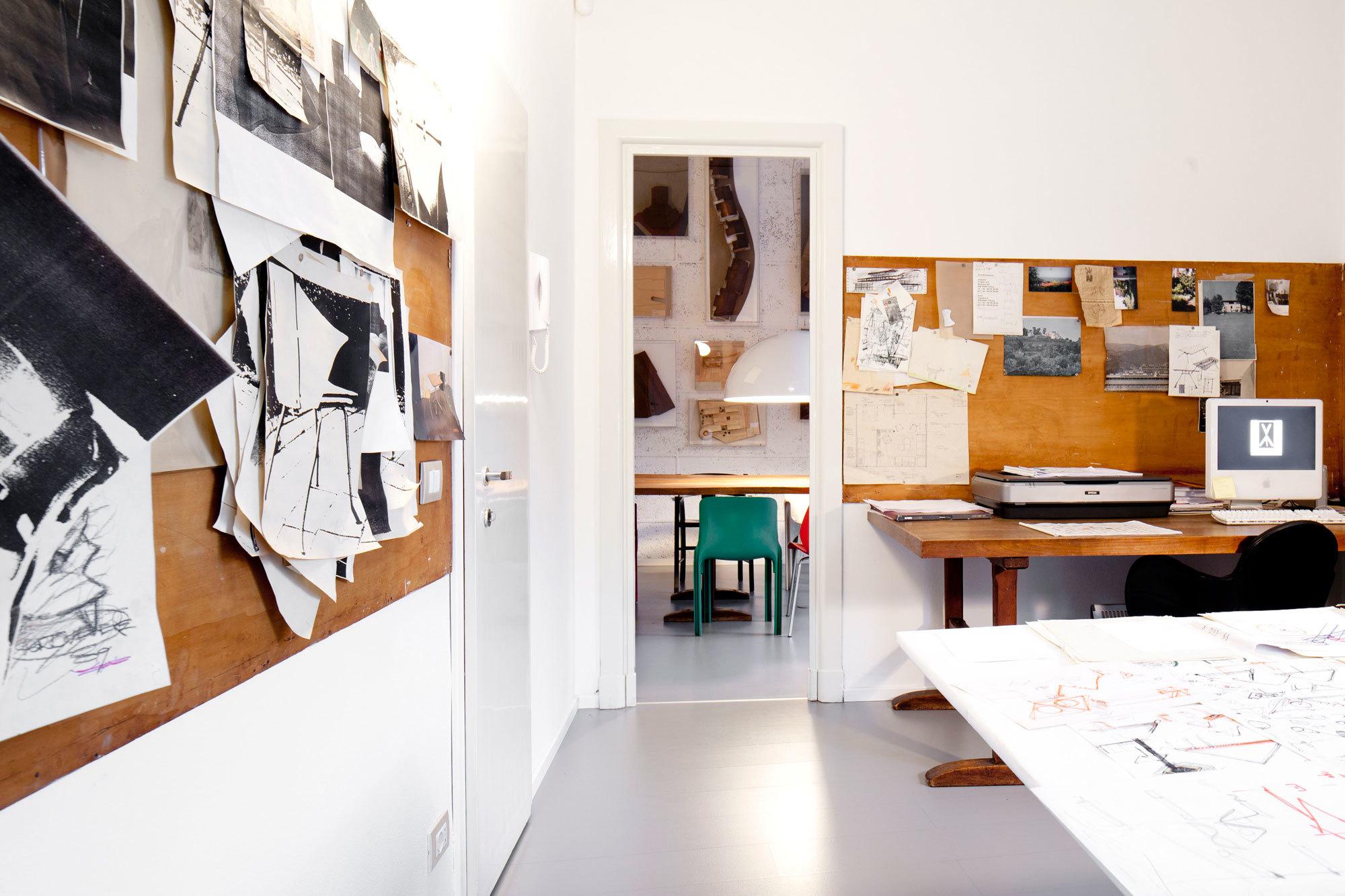 Fondazione Studio Museo Vico Magistretti in Mailand. Foto: Matteo Carassale