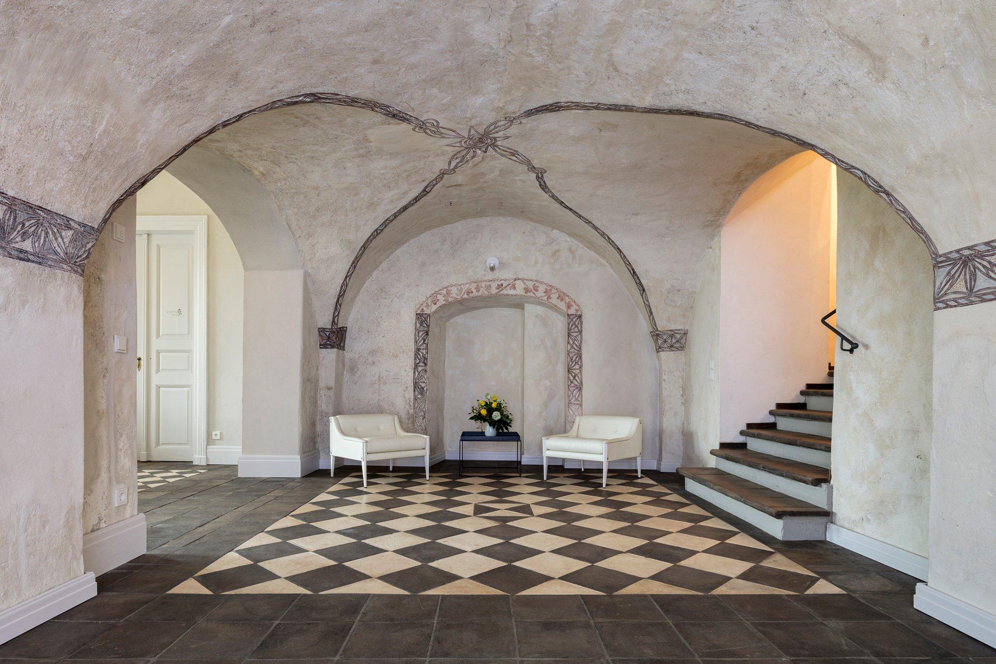 Eingangsbereich.Foto: Till Schuster