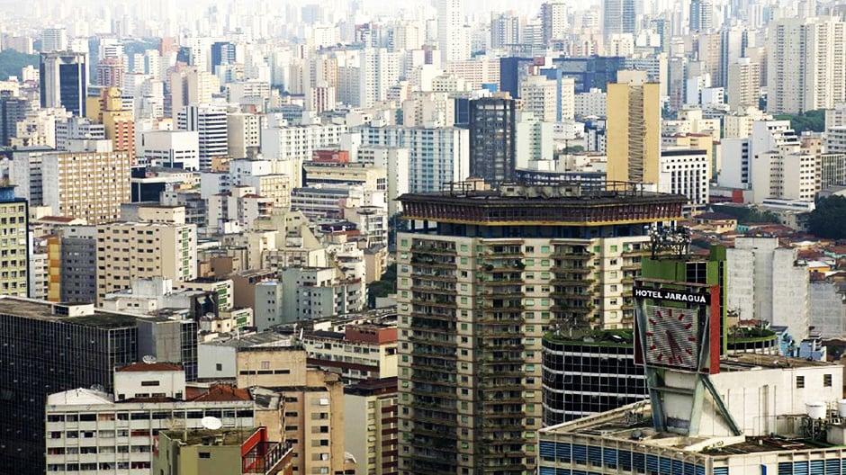 São Paulo Foto: Nelson Kon