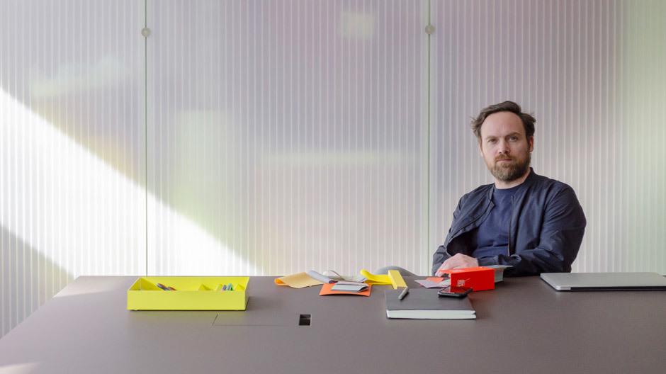 David Löhr gründete das Möbellabel Loehr 2012 gemeinsam mit seinen Brüdern Leon und Julian Löhr. Foto/ Copyright: Loehr