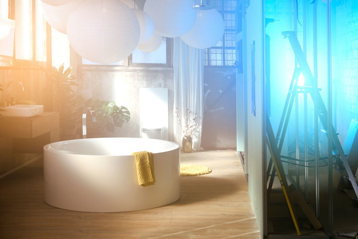 Rahmenprogramm Pop up my Bathroom, Bildquelle: Karsten Jipp, Vereinigung Deutsche Sanitärwirtschaft (VDS)
