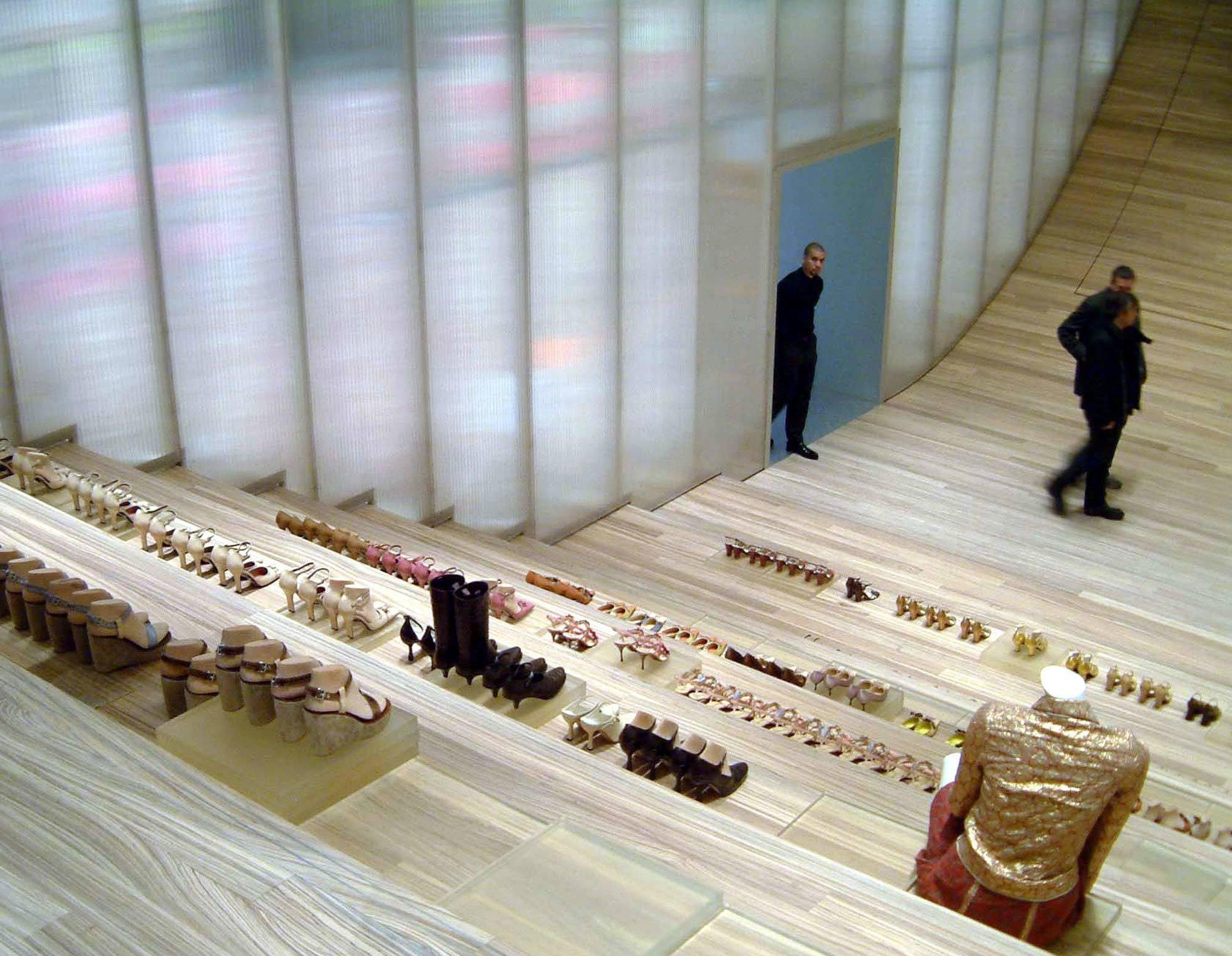 Prada Epicenter New York, OMA, 2000-2001, Foto: Copyright OMA