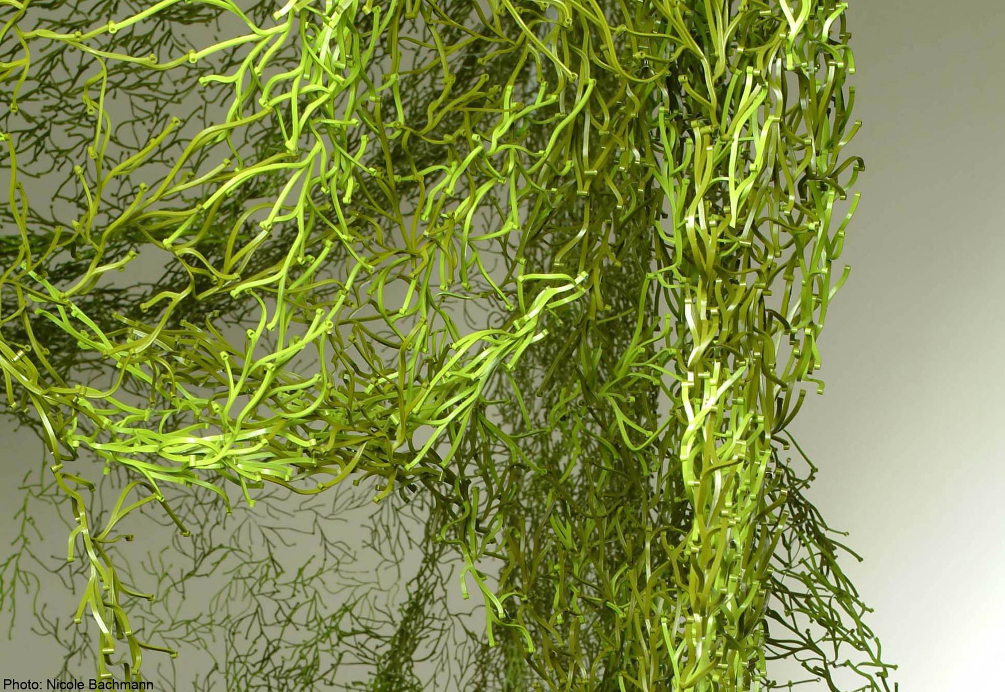 2004: Algue von Ronan & Erwan Bouroullec für Vitra. Foto: Vitra