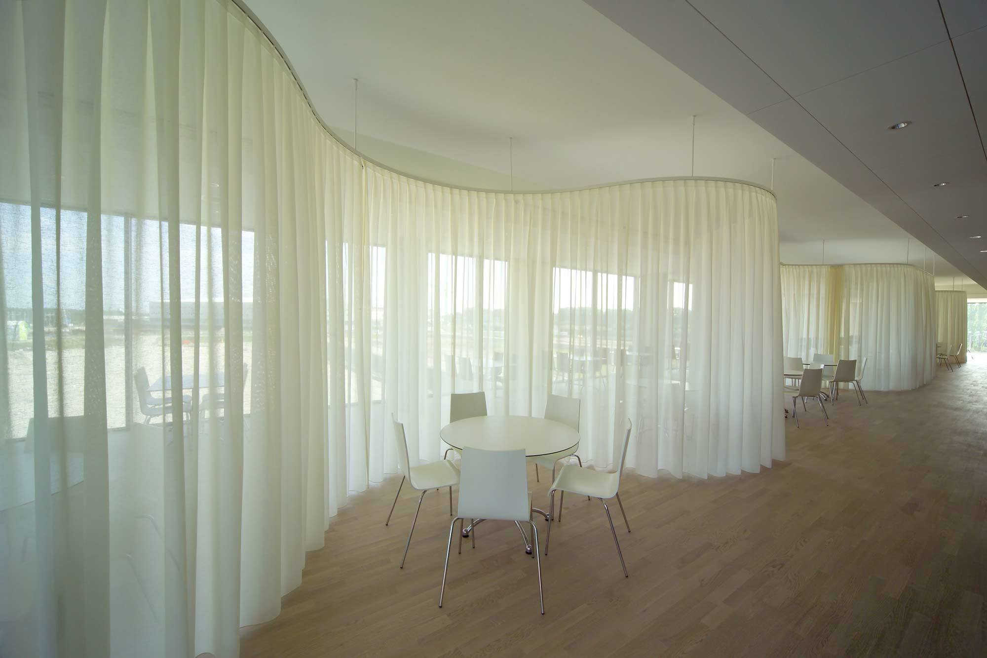 Bürogebäude Menzis, de Architekten Cie., Groningen, 2005, Foto: Allard van der Hoek