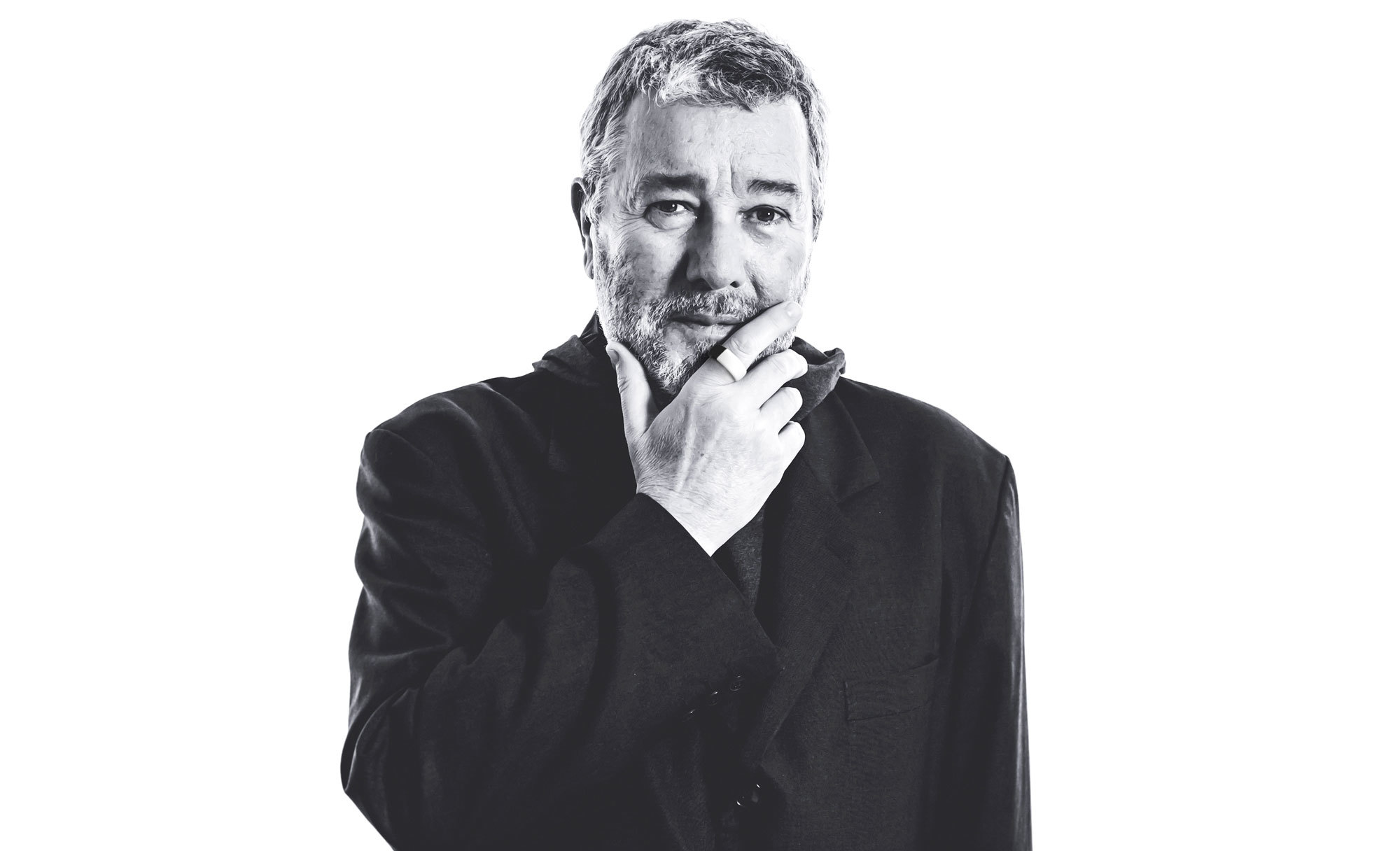 Philippe Starck, Foto: Jeremy Pons / ICARE Technologies