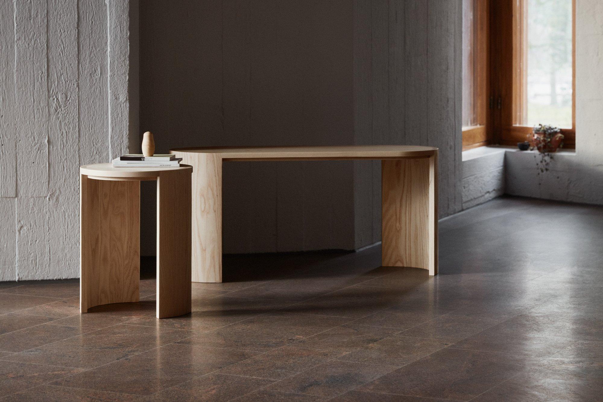 Produkte: Tischserie Aristo für Made by Choice. Foto/ Copyright: Mikko Ryhänen
