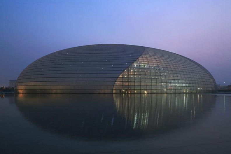 Opernhaus in Peking / 1999-2007