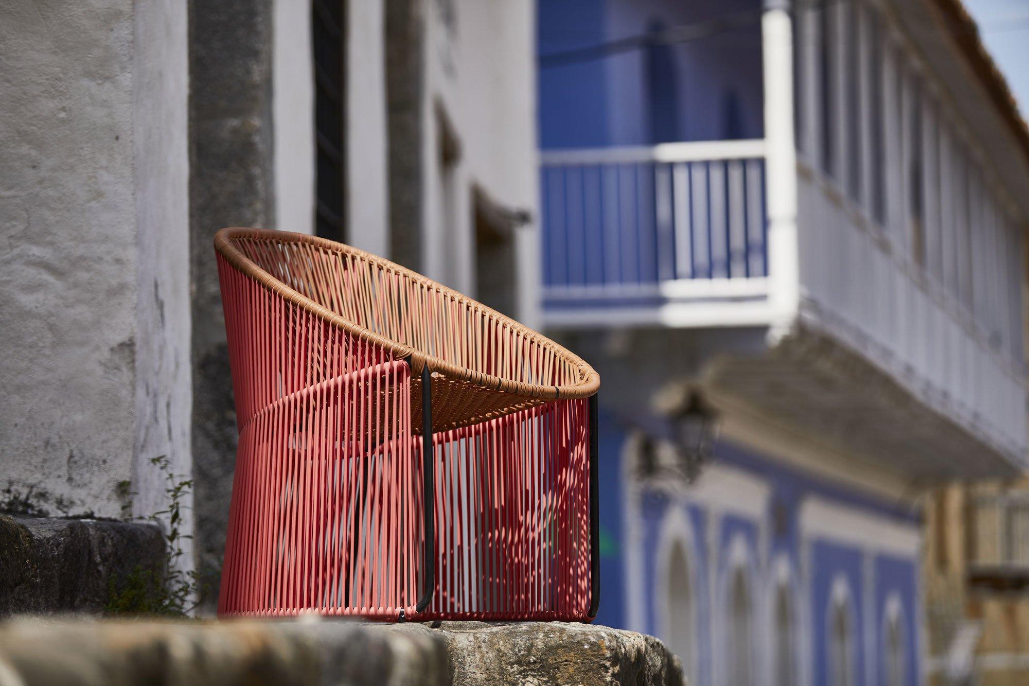 Outdoor-Möbel & Outdoor-KüchenSebastian Herkner, Sessel Cartagenas, Ames. Foto/ Copyright: Ames