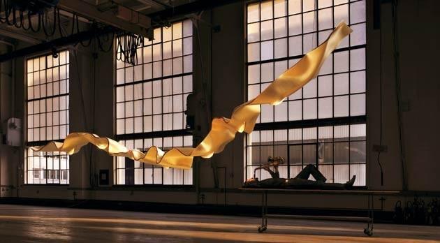 Ausstellung Provoking Magic: Lighting of Ingo Maurer Cooper-Hewitt, National Design Museum in New York, 2007/2008