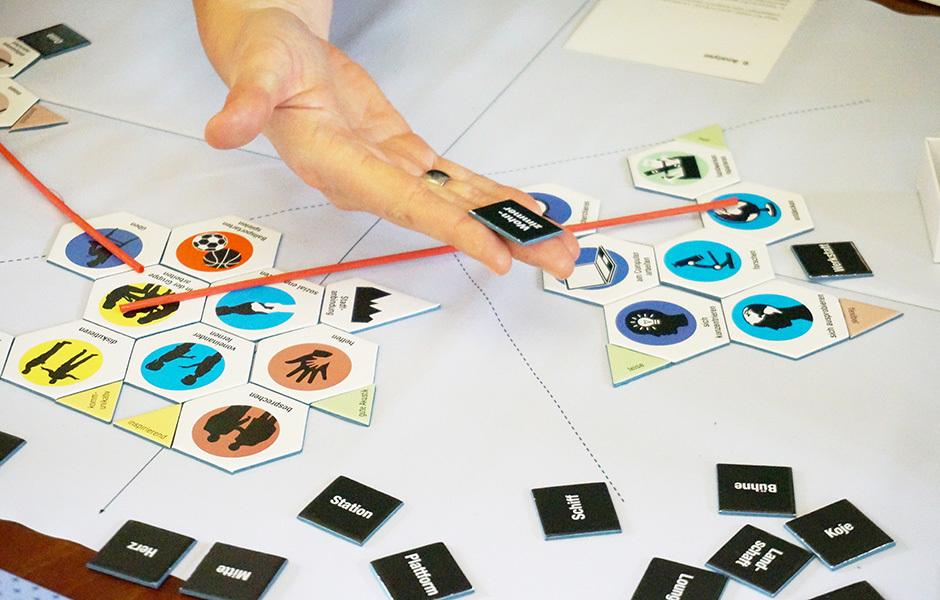 Schulvisionenspiel, Foto: © Die Baupiloten