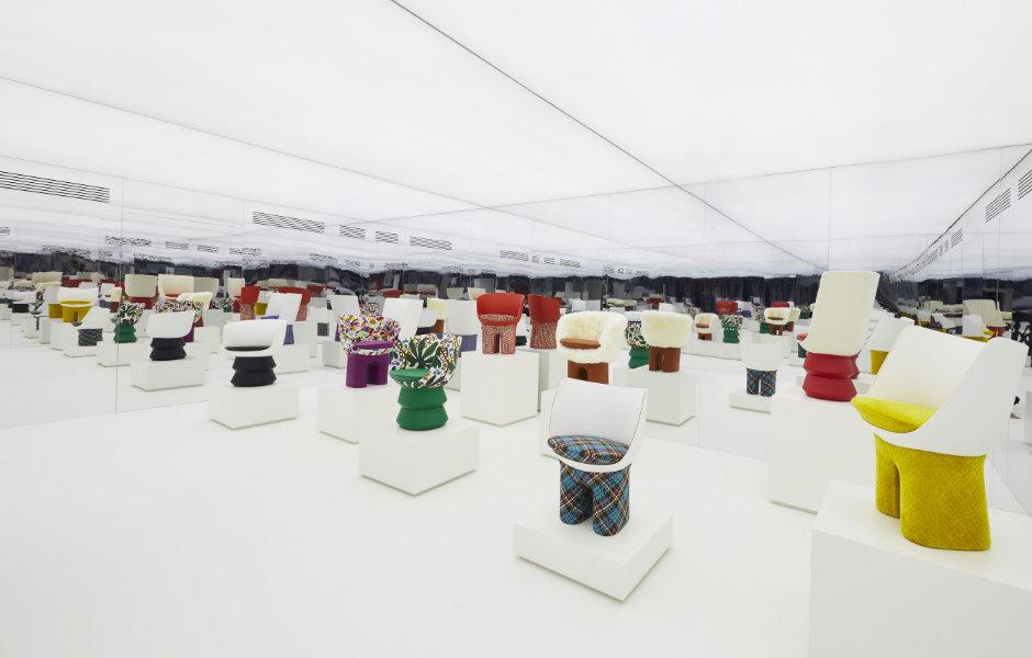 Dolls für Objets Nomades von Louis Vuitton