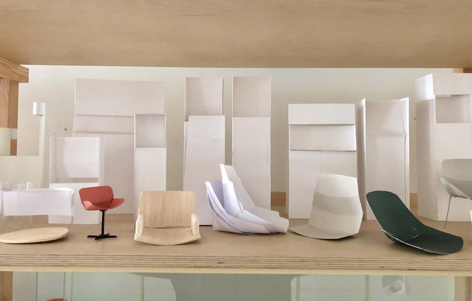 Der Bau von Prototypen ist wichtig für die Arbeit des Designers ... Foto: Christian Haas