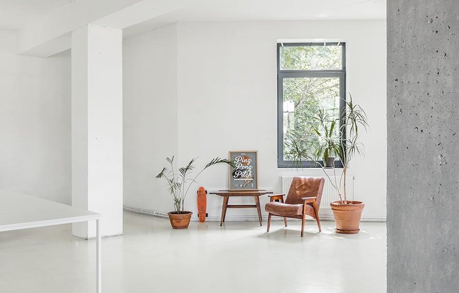 Die Architekten haben verschiedene Stilrichtungen kombiniert und Stimmungsorte geschaffen.