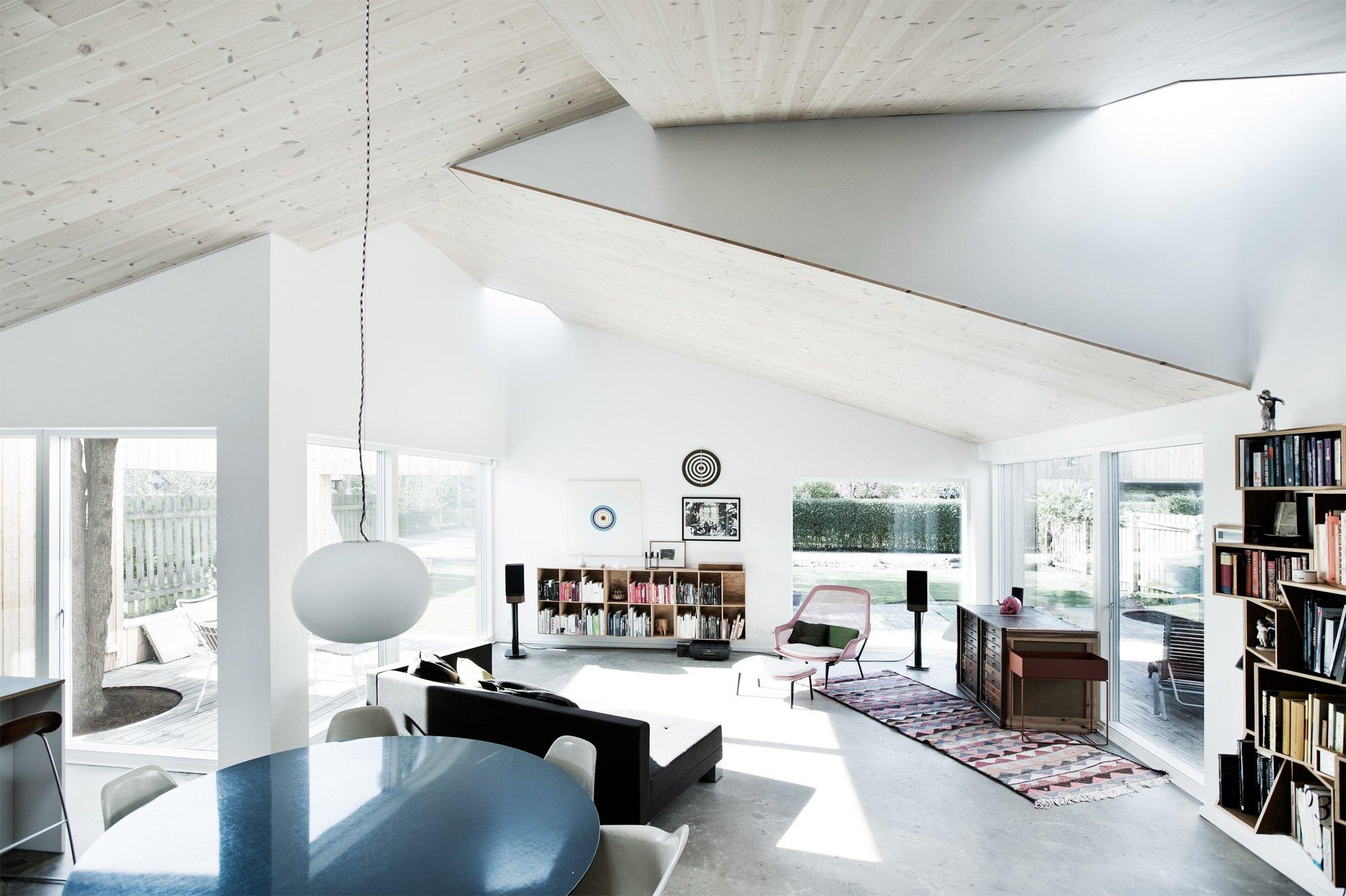 Innenansicht. Foto/ Copyright: Sigurd Larsen Design & Architecture