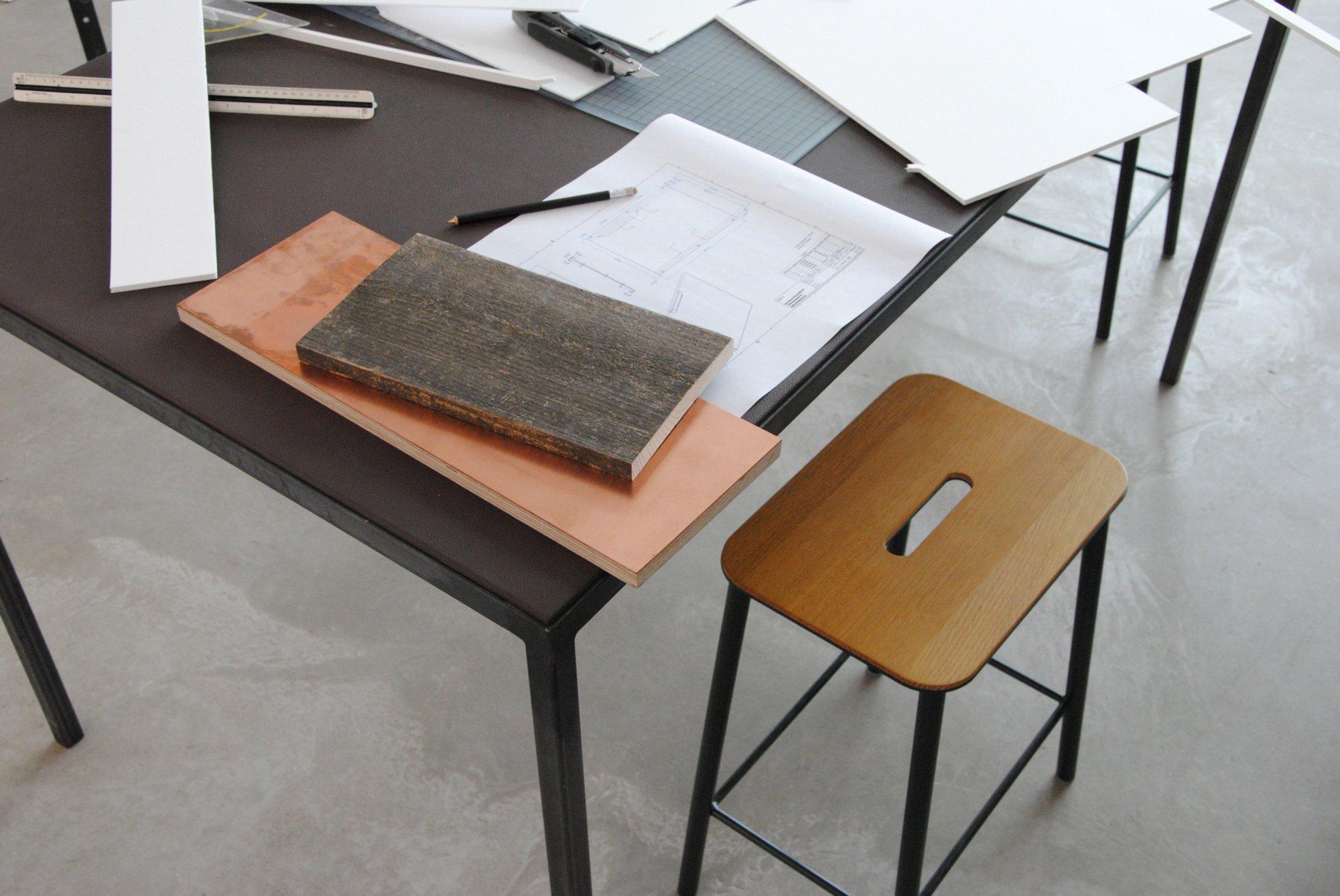 Kreatives Chaos. Foto/ Copyright: Sigurd Larsen Design & Architecture