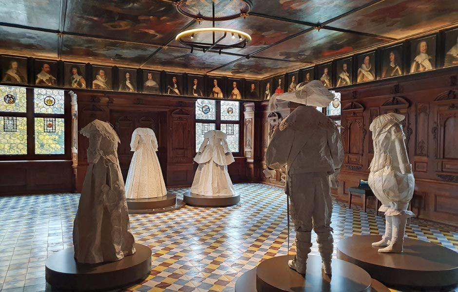 KEINE LANGEWEILE! IM MUSEUMNeue Sammlungspräsentation im Landesmuseum in einem historischen Ambiente. Foto/ Copyright: Claudia Simone Hoff
