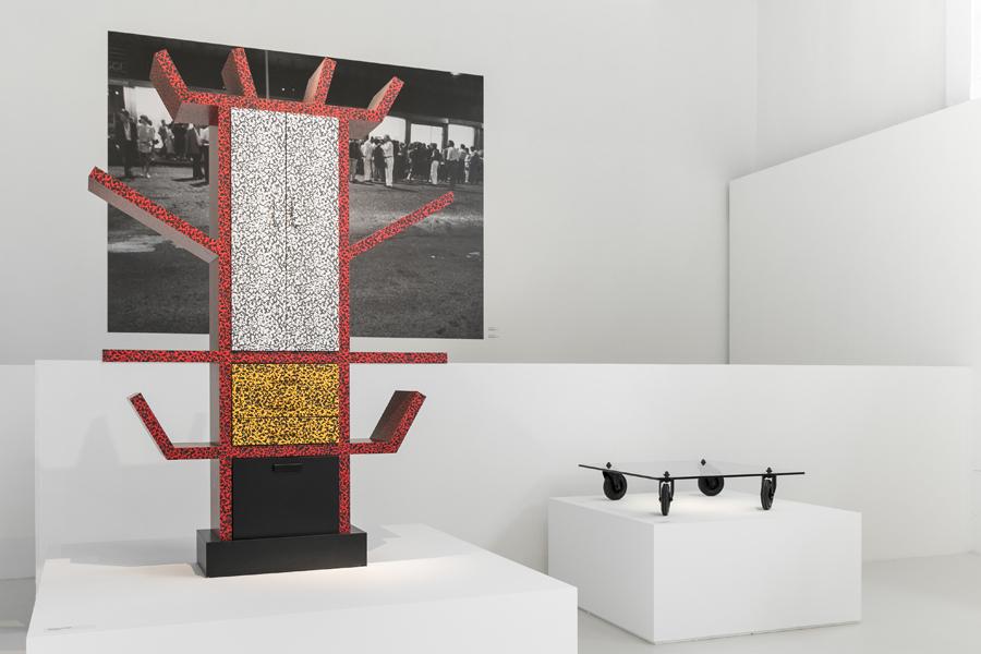 RegalCasablancavon Ettore Sottsass, 1981.