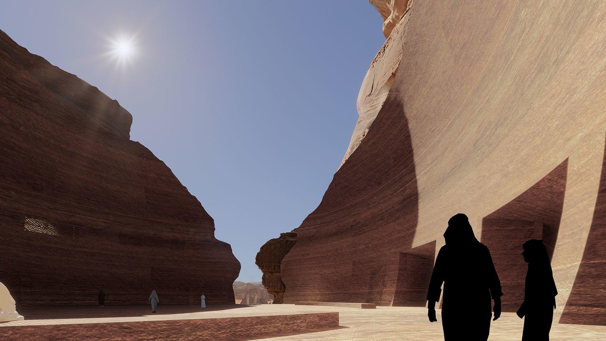"""""""Es geht darum, das Bewusstsein für diese Landschaft zu vertiefen, um sie noch intensiver erleben zu können. Damit ist klar, dass hier etwas komplett Einmaliges entsteht"""", sagt der 75-Jährige."""