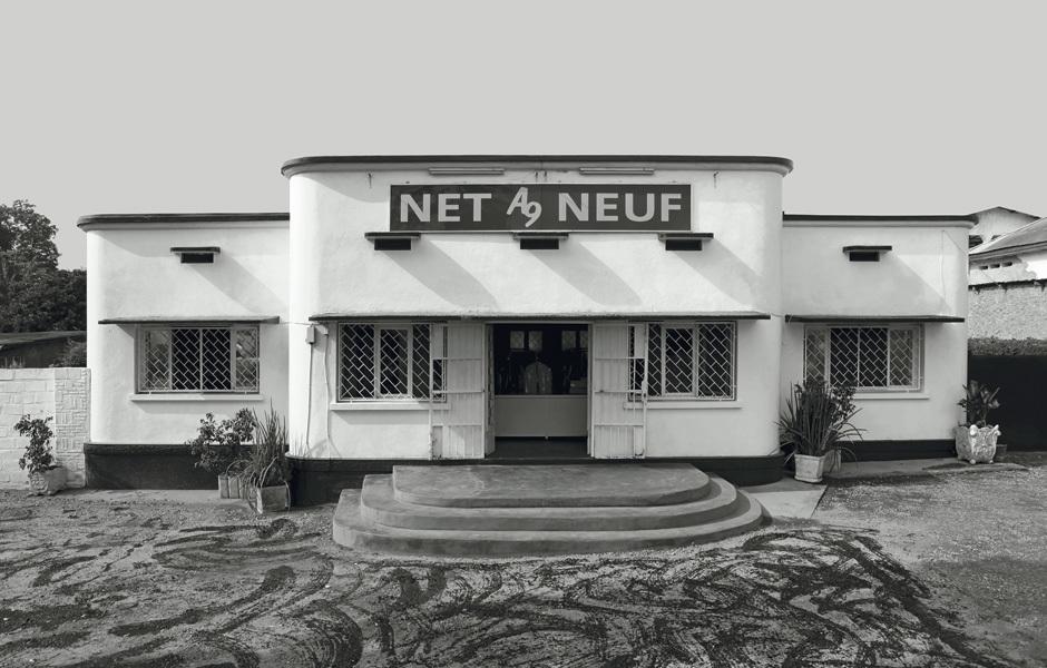 Architekt unbekannt, Net a Neuf, Bujumbura, Burundi, um 1940, fotografiert 2009. Foto: Jean Molitor