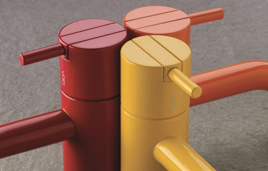 Wer hat Angst vor Rot, Orange, Gelb? Foto/ Copyright: Vola