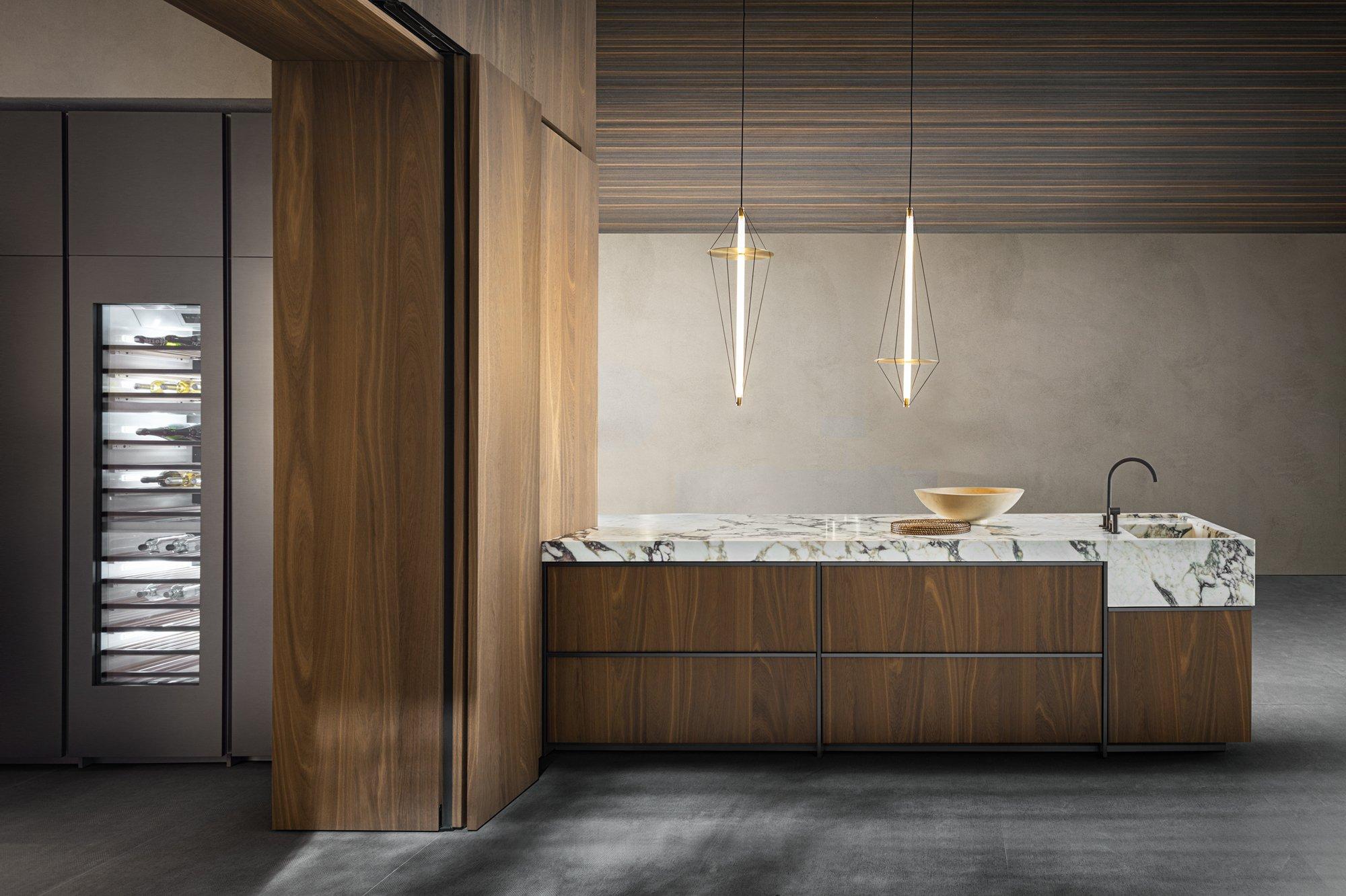 Trend #1: Die Küche als WohnraumVincent van Duysen, Ratio, Dada. Foto/Copyright: Dada