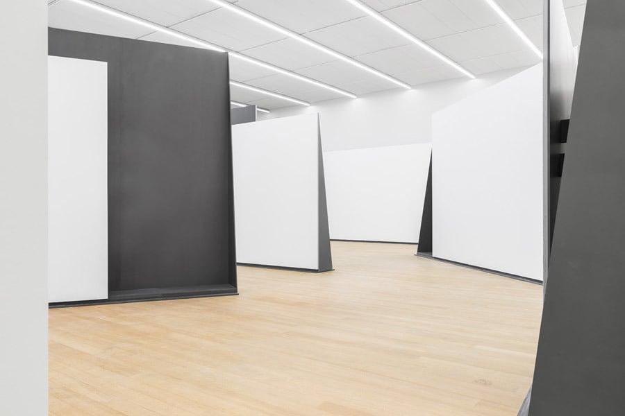 Wandsystem Stedelijk BASE, Foto: Delfino Sisto Legnani & Marco-Cappelletti