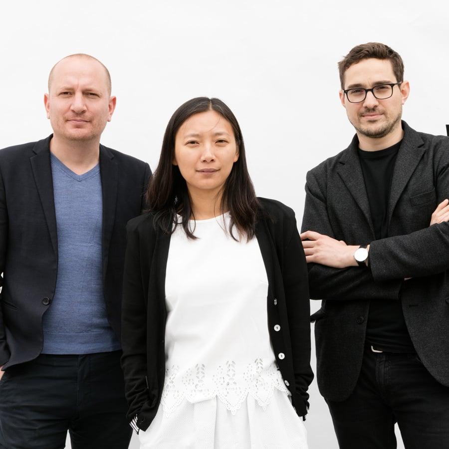 SO–IL: Florian Idenburg, Jing Liu, Ilias Papageorgiou, Foto: Naho Kubota