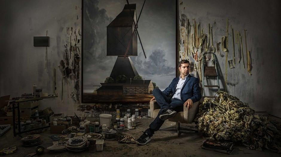 Zuhause in der Kunst: Titus Schade