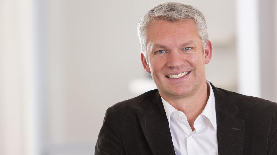 Henning Figge steht seit 2012 dem europäischen Teil des Haworth-Konzerns vor.