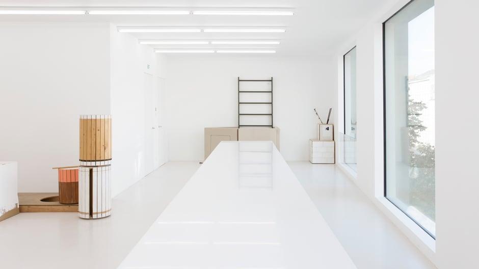 Büro von Kuehn Malvezzi, 2018. Foto: Giovanna Silva