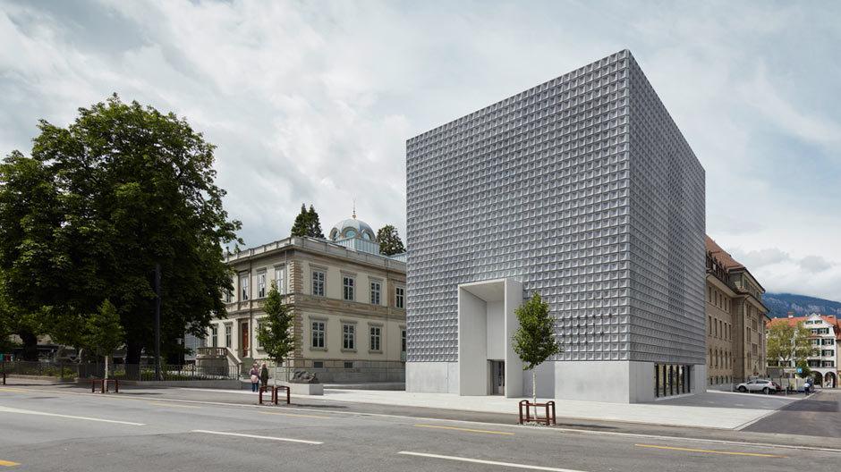Kunstmuseum Chur, Foto: Ralph Feiner