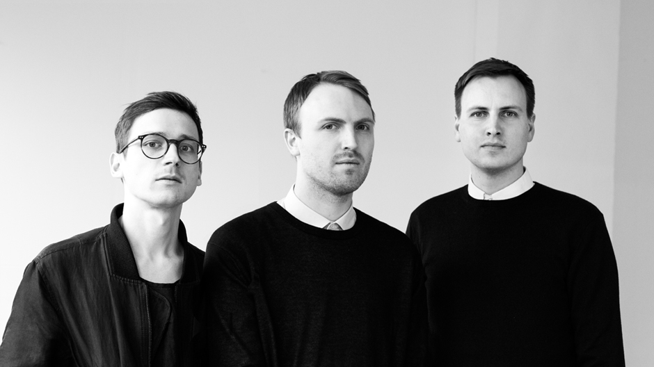 Die drei Köpfe hinter dem Label New Tendency heißen Sebastian Schönheit, Manuel und Christoph Goller (v.l.n.r), Foto: Jonas Lindstroem