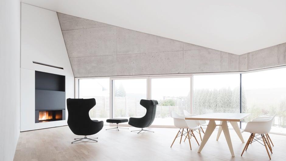 Interieur und Pläne