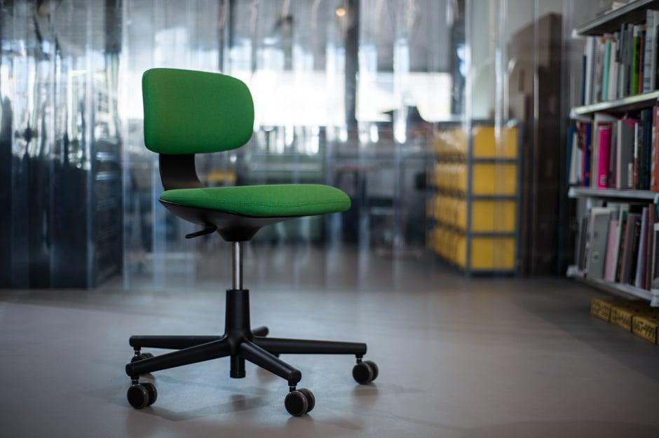 Für Grcic ist Rookie genau der Stuhl, den er als Nachfolger von Allstar machen wollte.