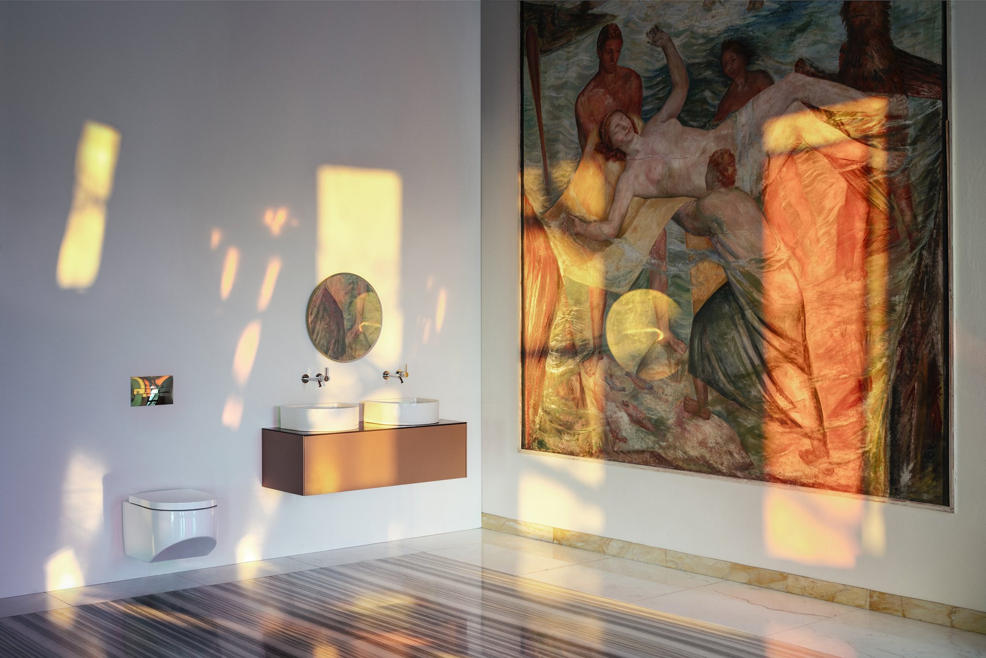 Kollektion Sonar von Patricia Urquiola