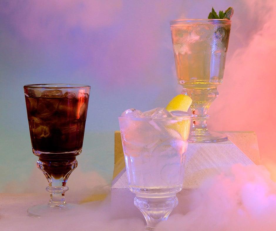 Alcoholic Architecture Bar: Heavenly Tonics, Foto: Ann-Charlott Ommedal