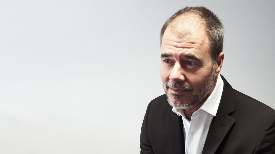Andrés Damjanov ist Sales-Director für Mittel- und Ost-Europa beim Softwareunternehmen Newforma.